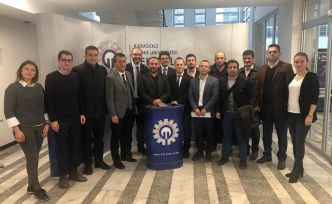 Girişimcilik Ekosisteminin Güçlendirilmesi Toplantısı Yapıldı