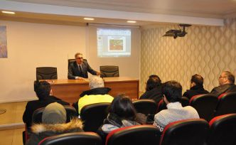 Gümüşhane'de Tıbbi ve Aromatik Bitki Yetiştiriciliği kursu açıldı