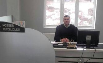 Kelkit'te KOSGEB ofisi açıldı