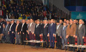 GÜDEF'ten muhteşem 101.kurtuluş günü kutlaması