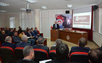 SGK ve İŞKUR destekleri GTSO'da anlatıldı
