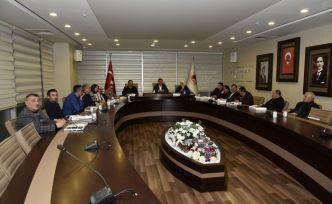 Başkan Çimen Meclis Üyelerine teşekkür etti