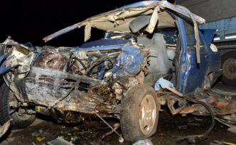 Bir yılda: 1.165 kaza, 28 ölü, 841 yaralı
