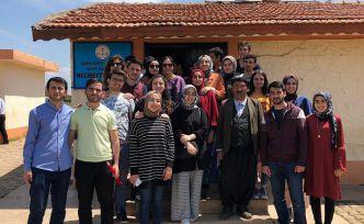 GGA'dan Şehit Öğretmen Necmettin Yılmaz Vefa Ziyareti
