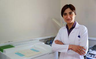 Alanında Türkiye'nin en genç profesörü Gümüşhane Üniversitesinde