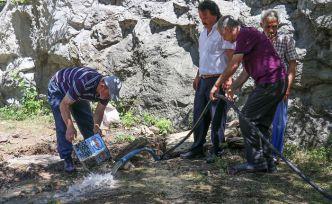 Gümüşhane'deki salgının sebebi sondaj kuyusu çıktı