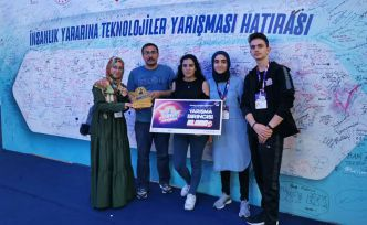 TEKNOFEST'te Türkiye birincisi olduk