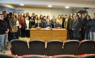 Tarım'da 41 personelle sözleşme yenilendi
