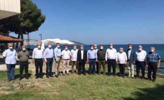 CHP'li başkanlar Kılıçdaroğlu'na desteğini açıkladı