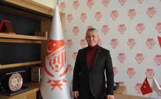Gümüşhanespor başkanı Olgun'a silahlı saldırı