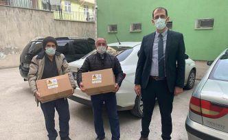 Torul'da arıcılara büyük destek