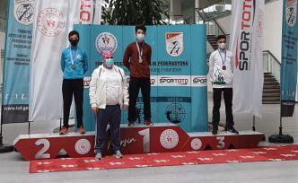 Atıcılarımızdan Türkiye şampiyonluğu