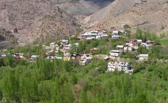 Gümüşhane'de bir köy karantinaya alındı