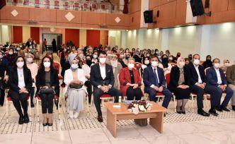 """Gümüşhane'de """"Kadınlarla Büyük Türkiye Yolunda"""" programı düzenlendi"""