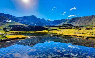 Yüksek zirvelerin cenneti Artabel ziyaretçi akınına uğruyor