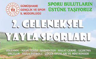 Yayla sporları şenliği Taşköprü'de yapılacak