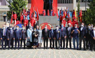 Gümüşhane'de 30 Ağustos Zafer Bayramı kutlandı