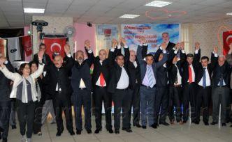 CHP Gümüşhane'de Aday Tanıtımı Yaptı