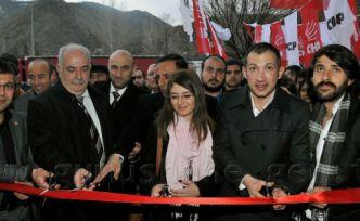 CHP Gümüşhane'de Üniversite İrtibat Bürosu Açtı