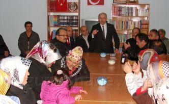 MHP Torul'da Hayri Bostan'ı Aday Gösterdi