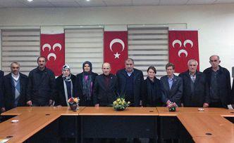 MHP'nin Söğütlü adayı: İsmail Arslan