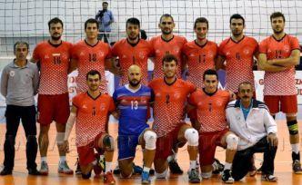 Torul, Halkbank engelini aşamadı: 1-3