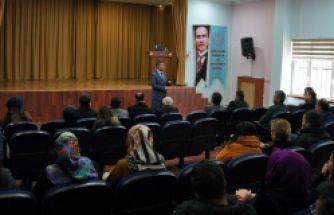 TÜBİTAK Araştırma Projeleri Bilgilendirme Toplantısı Düzenlendi