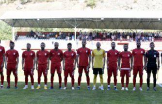 Gümüşhanespor - Samsunspor - 8 Eylül 2018