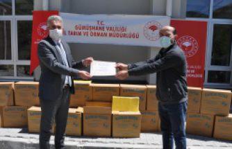 Üreticilere 'Ana Arı Üretim İzni' belgeleri verildi