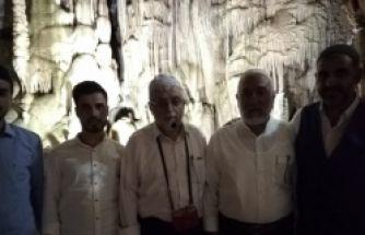 Din alimleri Gümüşhane'de buluştu