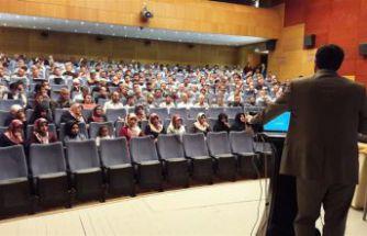 Gümüşhane'de din görevlilerine 'Din İstismarı ile Mücadele' semineri verildi