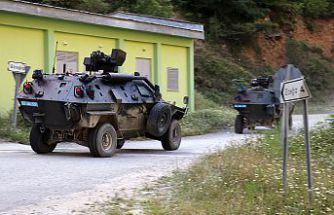 Kürtün'de terör operasyonları devam ediyor
