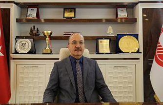 Rektör Zeybek: Vicdanını ve ahlakını kaybetmiş şer odaklarına karşı mücadelemiz kararlılıkla devam edecek
