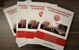 Üniversitenin İl Ekonomisine Katkısı kitap haline getirildi