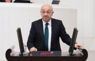 Akgül Ulusal Bor Araştırma Enstitüsü bütçesi üzerine konuştu