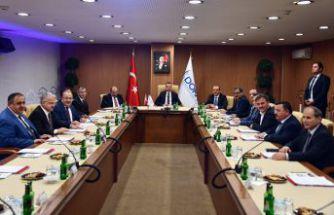 DOKA 110. Yönetim Kurulu Toplantısı Trabzon'da yapıldı