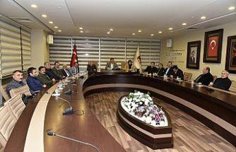 Gümüşhane Belediye Meclisinde bütçe görüşmeleri başladı