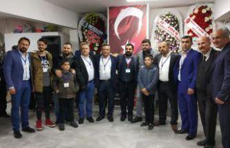 İzmir 'DERGÜ' açıldı