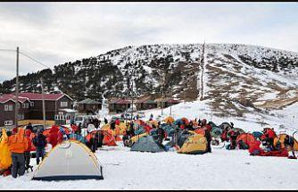 Dağcılık temel eğitimi Zigana dağında yapılacak