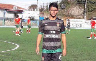 Ahmet Taha Cebel Erzurumspor'da