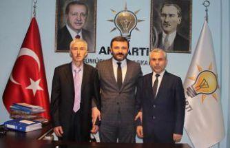 AK Parti'nin Kelkit ve Kürtün ilçe başkanları atandı