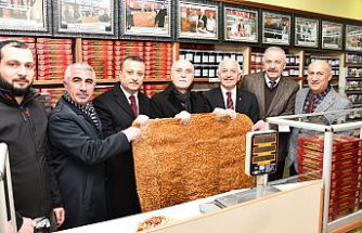İçişleri Bakan Yardımcısı Prof. Dr. Tayyip Sabri Erdil Gümüşhane'de