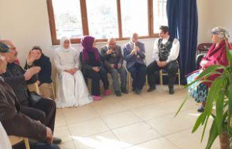 Özel misafirlerden özel gösteri