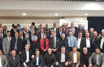 GÜDEF Gümüşhaneli meclis üyesi adayları ile tanışma yemeği düzenledi