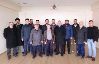 Yeniden Refah Partisi Kelkit ilçe teşkilatı ilk toplantısını yaptı