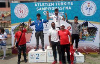 Kopuzlu 4.kez Türkiye şampiyonu oldu