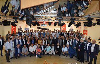 ŞİDEF 1.Yılını iftarla kutladı