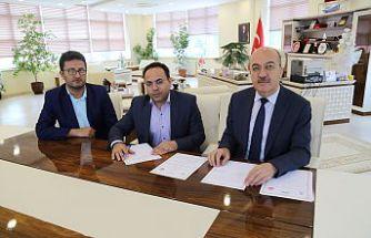 GÜ ve İran Bonab Üniversitesi arasında işbirliği anlaşması imzalandı