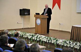 GÜ'de FEDEK bilgilendirme ve akreditasyon toplantısı gerçekleştirildi