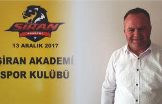 Şiran Akademispor lige hazır: Hedef 1.lig